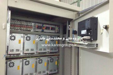 سیستم کنترلی آبنما